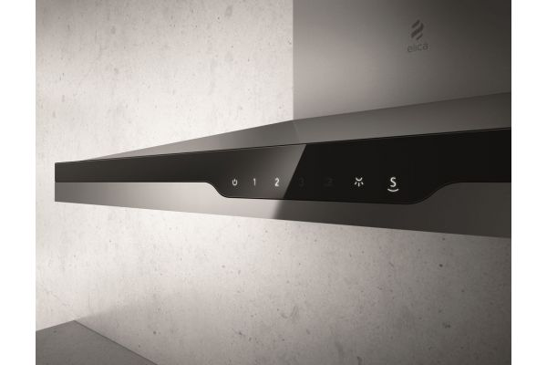 "Large image of Elica Stoney 30"" Stainless Steel Range Hood - EST630SS"