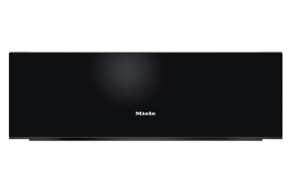 "Miele 30"" PureLine Obsidian Black Warming Drawer - 10653760"