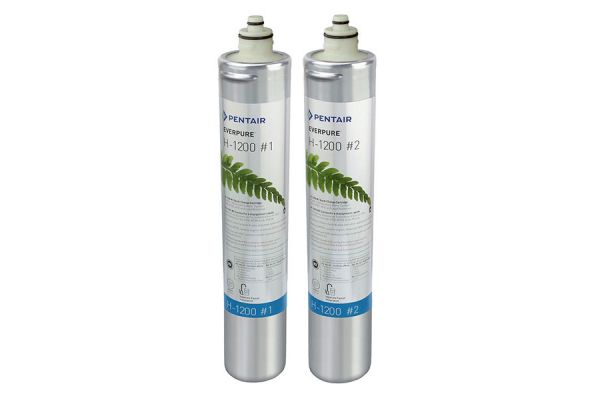 Everpure H-1200 Set Of Two Replacement Filter Cartridges - EV9282-01
