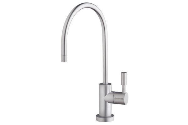 Everpure Single Temperature Designer Satin Nickel Filtered Faucet - EV997059