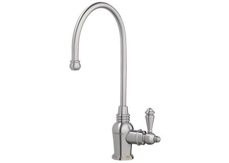 Everpure Single Temperature Classic Brushed Nickel Filtered Faucet - EV997063