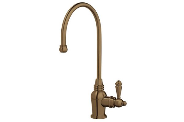 Everpure Single Temperature Classic Tuscan Bronze Filtered Faucet - EV997064