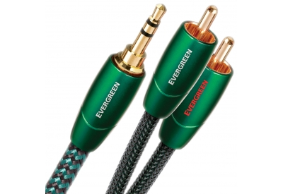 Audioquest - EVERGREEN3POINT52RCA1M - Audio Cables