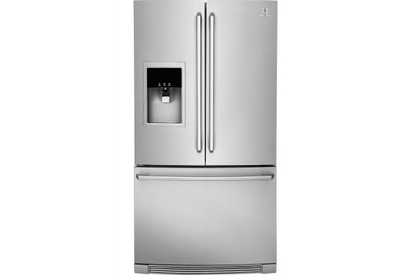 Electrolux Stainless Steel Counter Depth French Door Refrigerator - EW23BC87S