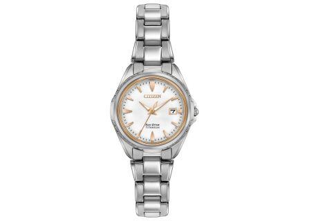 Citizen - EW2410-54A - Womens Watches