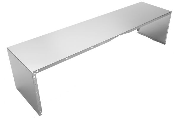 """Large image of JennAir 48"""" Stainless Steel Duct Cover - EXTKIT06ES"""