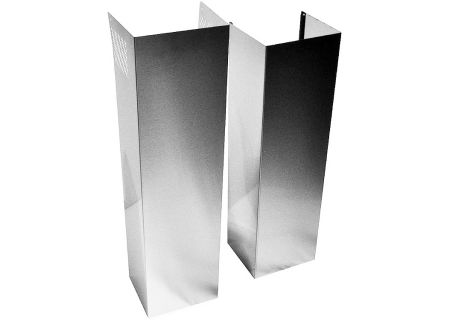 KitchenAid Stainless Steel Wall Hood Chimney Extension Kit - EXTKIT10ES