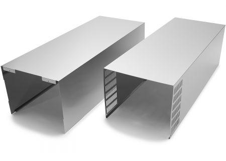 Whirlpool Stainless Steel Wall Hood Chimney Extension Kit - EXTKIT12ES