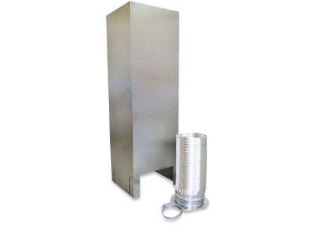 Whirlpool Stainless Steel Island Hood Chimney Extension Kit - EXTKIT22ES