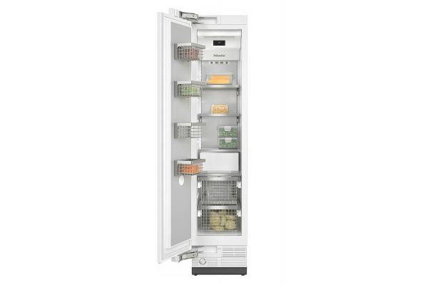 """Large image of Miele MasterCool 18"""" Panel Ready Built-In Freezer - 10744980"""