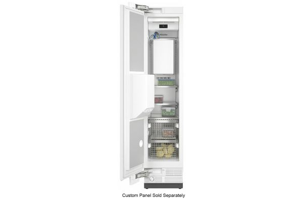 "Large image of Miele MasterCool 18"" Panel Ready Left-Hinge Built-In Freezer - 10745080"