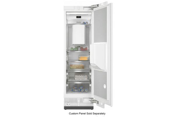 """Miele 24"""" Panel Ready MasterCool Freezer - 37266101USA"""