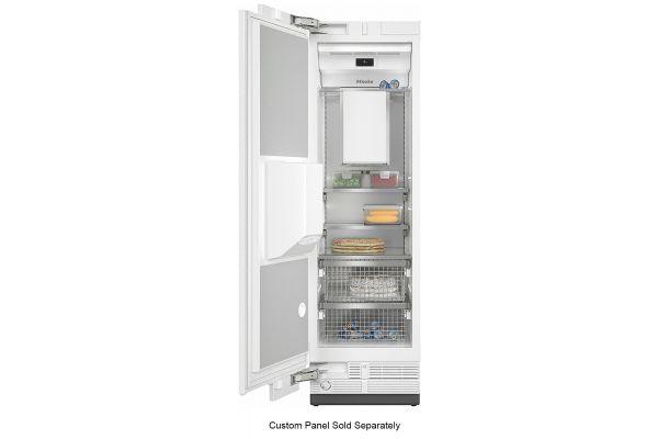"""Miele 24"""" Panel Ready MasterCool Freezer - 37267101USA"""
