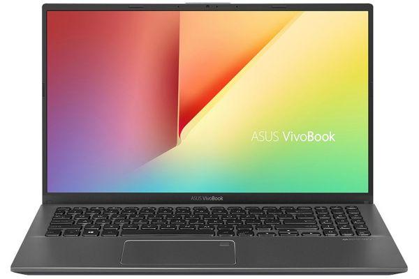 "Large image of Asus VivoBook 15 Slate Grey 15.6"" Laptop AMD Ryzen 5-3500U 8GB RAM 512GB SSD, AMD Radeon Vega 8 Graphics - F512DA-RS51"