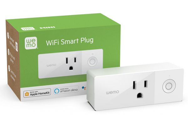 Large image of Belkin Wemo Mini Smart Plug - F7C063