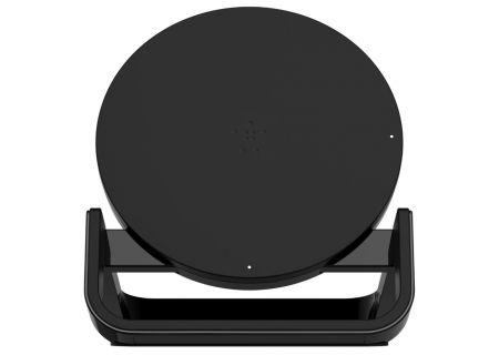 Belkin Black BOOST UP 10W Wireless Charging Stand - F7U052DQBLK
