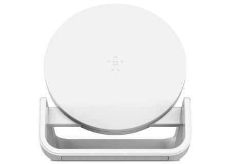 Belkin White BOOST UP 10W Wireless Charging Stand - F7U052DQWHT