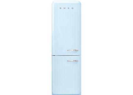 Smeg - FAB32UPBLN - Bottom Freezer Refrigerators