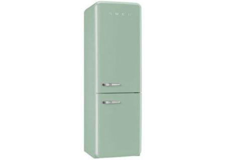 Smeg - FAB32UPGRN - Bottom Freezer Refrigerators