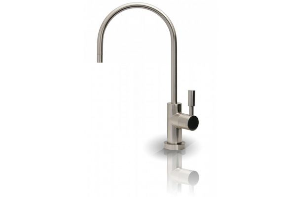 APEC Nickel Drinking Water Faucet - FAUCET-CD-NP
