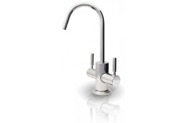 Large image of APEC Water Westbrook Chrome Lead-Free Hot And Cold Water Faucet - FAUCET-HC-WST-CM