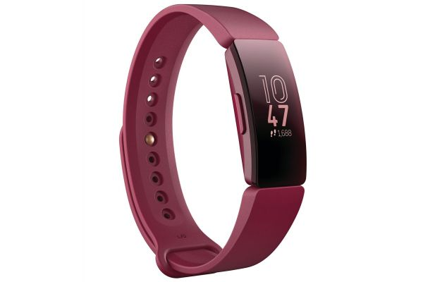 Fitbit Inspire Sangria Fitness Tracker - FB412BYBY