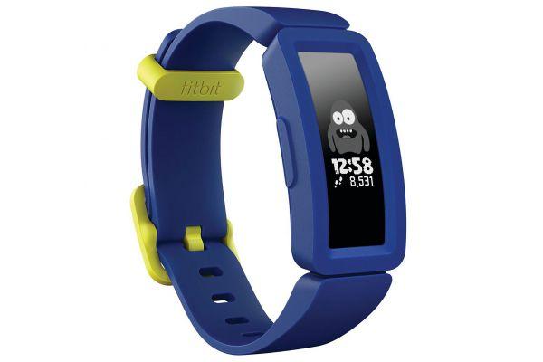 Fitbit Ace 2 Night Sky/Neon Yellow Activity Tracker - FB414BKBU