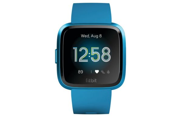 Fitbit Versa Lite Edition Marina Blue Smartwatch - FB415BUBU