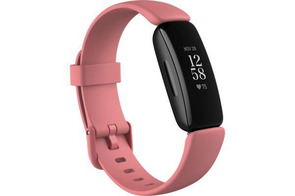 Large image of Fitbit Inspire 2 Desert Rose Fitness Tracker - FB418BKCR