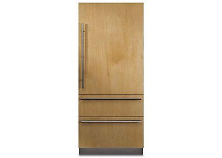 Viking - FBI7360WR - Built-In Bottom Freezer Refrigerators