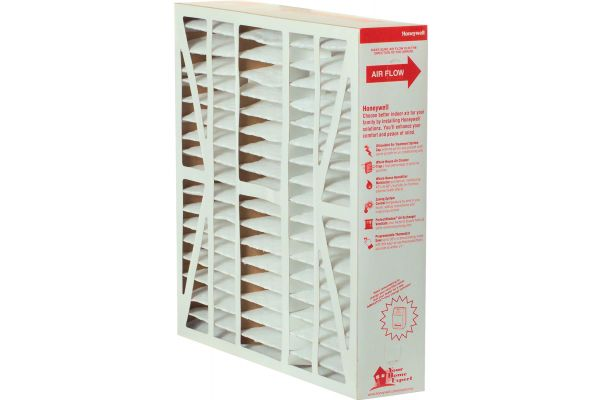 Large image of Honeywell 20 x 25 x 4 Inch Media Replacement Air Filter - FC100A1037