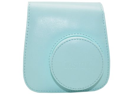 Fujifilm Instax Mini 9 Ice Blue Groovy Camera Case - 600018144