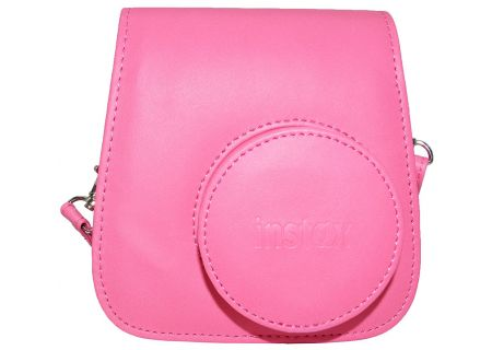 Fujifilm Instax Mini 9 Flamingo Pink Groovy Camera Case - 600018145