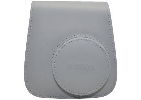 Fujifilm Instax Mini 9 Smoky White Groovy Camera Case - 600018147
