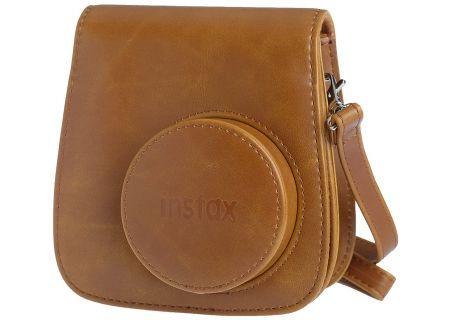 Fujifilm Instax Mini 9 Brown Groovy Camera Case - 600018469