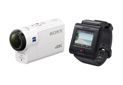 Sony - FDR-X3000R - Camcorders & Action Cameras