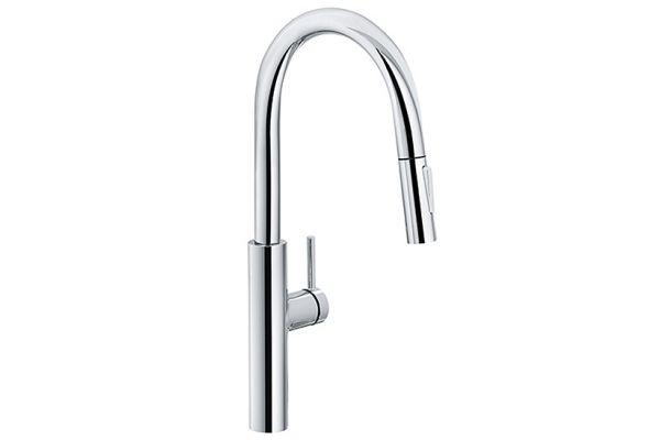 Large image of Franke Pescara Polished Chrome Faucet - FF4800