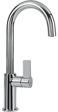 franke ambient polished chrome kitchen faucet ffb3100