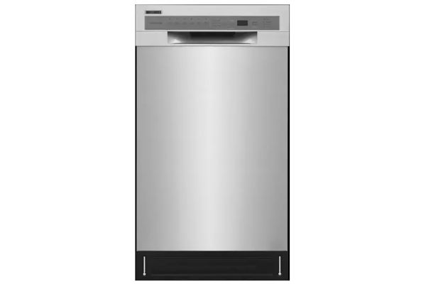 """Large image of Frigidaire 18"""" Stainless Steel Built-In Dishwasher - FFBD1831US"""