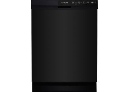 "Frigidaire 24"" Black Built-In Dishwasher - FFBD2412SB"