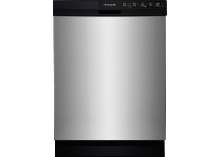 "Frigidaire 24"" Stainless Steel Built-In Dishwasher - FFBD2412SS"