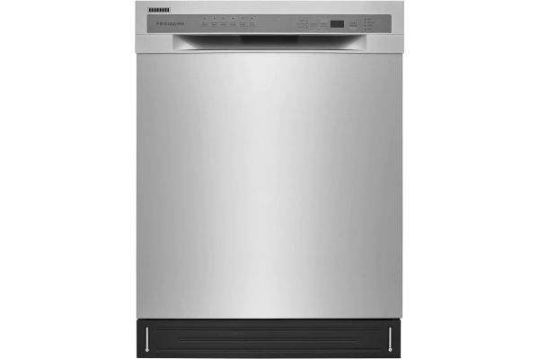 """Large image of Frigidaire ADA 24"""" Stainless Steel Built-In Dishwasher - FFBD2420US"""