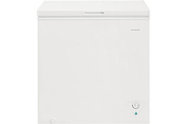 Frigidaire 7.0 Cu. Ft. White Chest Freezer - FFCS0722AW