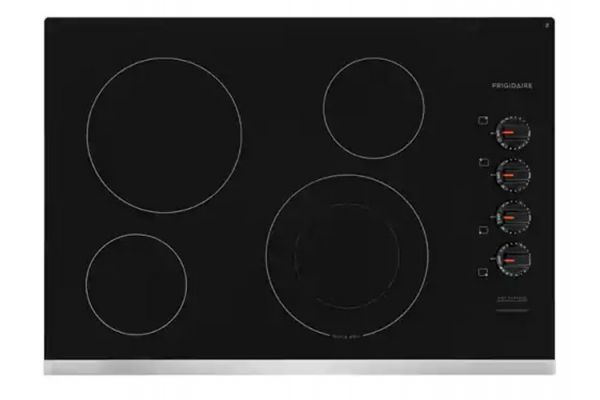 "Frigidaire 30"" Stainless Steel Built-In Electric Cooktop - FFEC3025US"