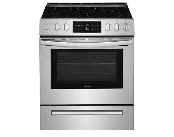 Frigidaire 30 Stainless Steel Electric