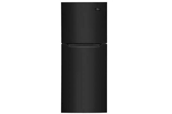 Large image of Frigidaire 10.1 Cu. Ft. Black Top Freezer Apartment-Size Refrigerator - FFET1022UB