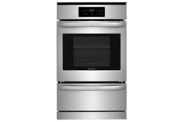 """Large image of Frigidaire 24"""" Stainless Steel Single Gas Wall Oven - FFGW2426US"""