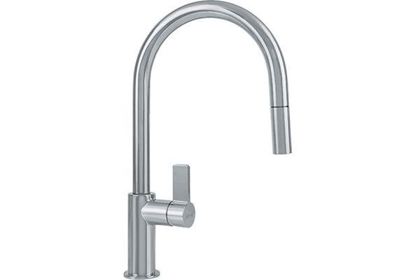 Large image of Franke Satin Nickel Ambient Faucet - FFP3180