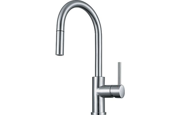 Large image of Franke Cube Stainless Steel Faucet - FFP3350