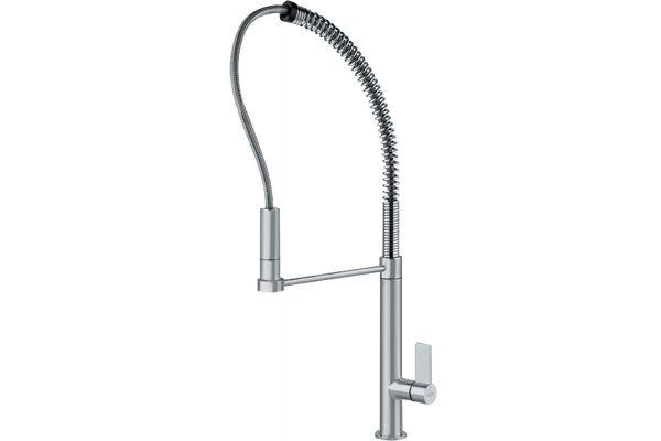 Franke MasterChef Satin Nickel Faucet   - FFPD2080